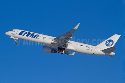 UTair Aviation (Russia) Boeing 757-2Q8 WL VQ-BKB (msn 26271) DME (OSDU). Image: 907750.