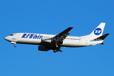 UTair Aviation (Russia) Boeing 737-45S VQ-BIG (msn 28473) VKO (OSDU). Image: 905527.