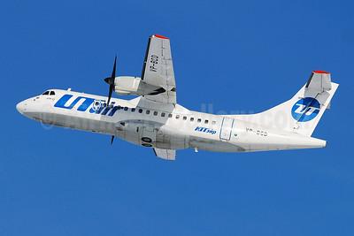 UTair Aviation (Russia) ATR 42-300 VP-BCD (msn 042) VKO (OSDU). Image: 906173.