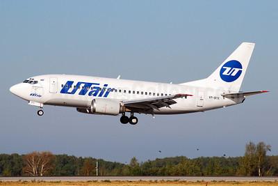 UTair Aviation (Russia) Boeing 737-524 VP-BYK (msn 28918) DME (OSDU). Image: 905320.