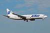 UTair Aviation (Russia) Boeing 737-8GU WL VQ-BQP (msn 37553) VKO (OSDU). Image: 906953.