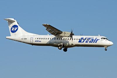 UTair Aviation (Russia) ATR 72-212A (ATR 72-500) VQ-BMB (msn 984) VKO (OSDU). Image: 923758.