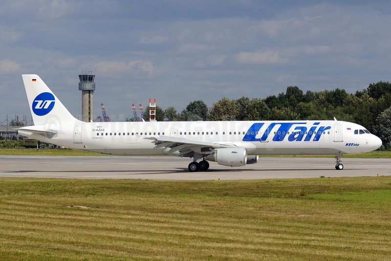 UTair Aviation (Russia) Airbus A321-211 D-AZAA (VP-BPS) (msn 5681) XFW (Gerd Beilfuss). Image: 912907.