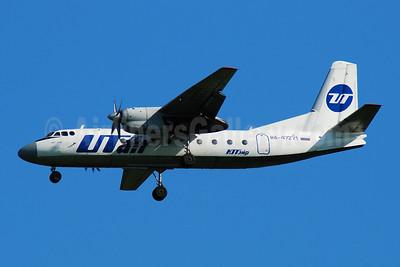 UTair Aviation (Russia) Antonov An-24B RA-47271 (msn 7306310) VKO (OSDU). Image: 906250.