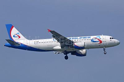Ural Airlines Airbus A320-214 VP-BBQ (msn 2278) BKK (Michael B. Ing). Image: 939720.