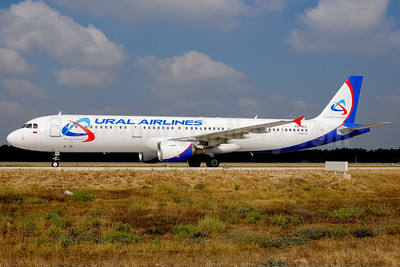 Ural Airlines Airbus A321-211 VQ-BKG (msn 991) AYT (Ton Jochems). Image: 907228.