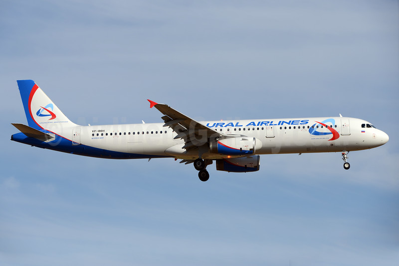 Ural Airlines Airbus A321-231 VP-BBH (msn 2862) PMI (Ton Jochems). Image: 937177.
