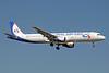 Ural Airlines Airbus A321-211 VQ-BKJ (msn 815) AYT (Paul Denton). Image: 909074.