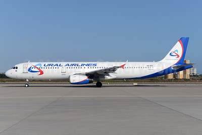 Ural Airlines Airbus A321-231 VQ-BOC (msn 1199) AYT (Ton Jochems). Image: 933287.