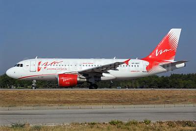 VIM Airlines (VIM Avia) Airbus A319-111 VP-BDY (msn 2442) AYT (Antony J. Best). Image: 939237.