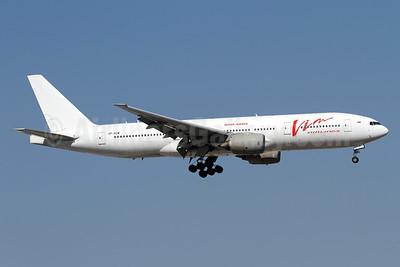 VIM Airlines (VIM Avia) Boeing 777-2H6 ER VP-BDW (msn 28417) AYT (Andi Hiltl). Image: 938638.