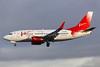 VIM Airlines' first Boeing 737, ex Transaero