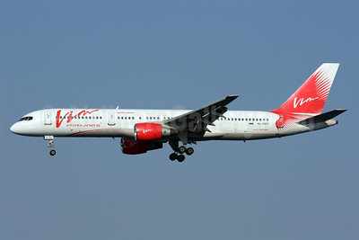 VIM Airlines (VIM Avia) Boeing 757-230 RA-73017 (msn 26434) CFU (Antony J. Best). Image: 922626.