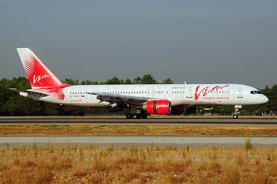 VIM Airlines (VIM Avia) Boeing 757-230 RA-73009 (msn 25437) AYT (Ton Jochems). Image: 922625.