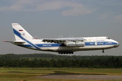 Volga-Dnepr Airlines Antonov An-124-100 RA-82079 (msn 9773052062157) FAB (Antony J. Best). Image: 905245.