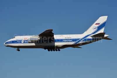Volga-Dnepr Airlines Antonov An-124-100 RA-82074 (msn 9773051459142) (25 Years) TLS (Paul Bannwarth). Image: 944730.