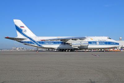 Volga-Dnepr Airlines Antonov An-124-100 RA-82044 (msn 9773054155109) LAX. Image: 928080.