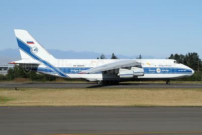 Volga-Dnepr Airlines Antonov An-124-100 RA-82044 (msn 9773054155109)PAE (Nick Dean). Image: 944728.