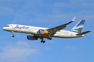 Yakutia Airlines (Yakutia Aircompany) Boeing 757-256 WL VP-BFG (msn 26244) VKO (Keith Burton). Image: 925012.
