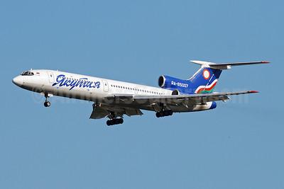 Yakutia Airlines (Yakutia Aircompany) Tuploev Tu-154M RA-85007 (msn 88A777) VKO (OSDU). Image: 908147.