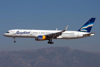 Yakutia Airlines (Yakutia Aircompany) Boeing 757-256 WL VP-BFG (msn 26244) PMI (Michael Stappen). Image: 905878.
