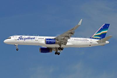 Yakutia Airlines (Yakutia Aircompany) Boeing 757-23N WL VQ-BMW (msn 29330) VKO (OSDU). Image: 904747.