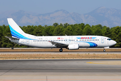 Yamal Airlines Boeing 737-48E VQ-BII (msn 25773) AYT (Ton Jochems). Image: 953292.