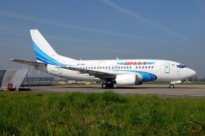 Yamal Airlines Boeing 737-528 VP-BRS (msn 25231) MST (Ton Jochems). Image: 900757.