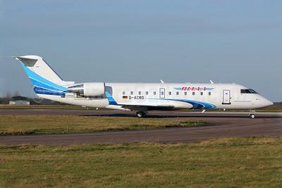 Yamal Airlines Bombardier CRJ200 (CL-600-2B19) D-ACRD (VQ-BPA) (msn 7583) NWI (Matt Varley). Image: 907720.