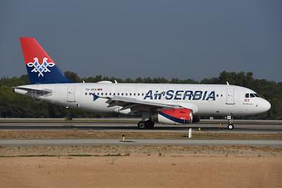Air Serbia Airbus A319-132 YU-APA (msn 2277) AYT (Ton Jochems). Image: 945401.