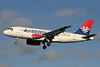 Air Serbia Airbus A319-132 YU-APB (msn 2296) LHR (SPA). Image: 934174.