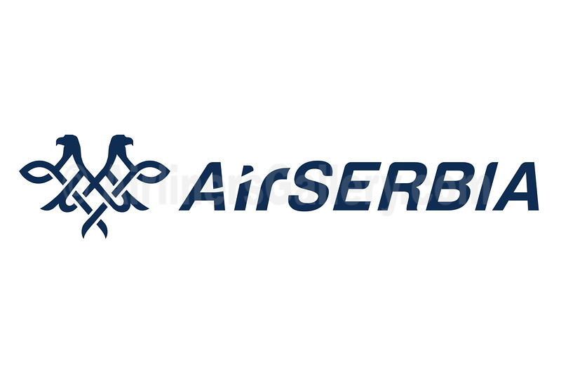 1. Air Serbia logo