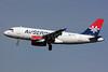 Air Serbia Airbus A319-132 YU-APA (msn 2277) LHR (SPA). Image: 924828.