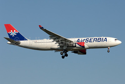 Air Serbia Airbus A330-202 YU-ARA (msn 885) JFK (TMK Photography). Image: 936999.