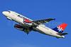 Air Serbia Airbus A319-132 YU-APB (msn 2296) LHR (SPA). Image: 934175.