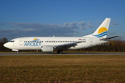 Aviolet (Air Serbia) Boeing 737-3H9 YU-ANK (msn 23715) ZRH (Rolf Wallner). Image: 937121.