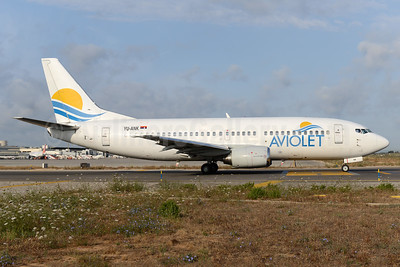 Aviolet (Air Serbia) Boeing 737-3H9 YU-ANK (msn 23715) PMI (Ton Jochems). Image: 937120.