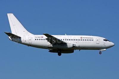 Aviogenex Boeing 737-2K3 YU-ANP (msn 23912)  ZRH (Andi Hiltl). Image: 912905.