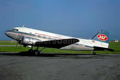 JAT-Yugoslovenski Aerotransport Douglas C-47A-DK (DC-3) YU-ABG (msn 14035) BEG (Jacques Guillem Collection). Image: 947821.