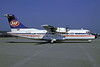 JAT-Yugoslav Airlines ATR 42-300 YU-ALK (msn 019) ZRH (Rolf Wallner). Image: 921093.