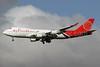 Air Cargo Global Boeing 747-481F OM-ACA (msn 34016) STN (Keith Burton). Image: 926624.
