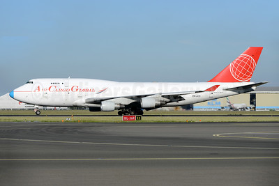 Air Cargo Global-ACG Boeing 747-409 (F) OM-ACG (msn 24311) AMS (Ton Jochems). Image: 944797.