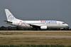 AirExplore Boeing 737-382 OM-BEX (msn 24365) BLQ (Marco Finelli). Image: 907015.