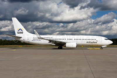 AirExplore-AXE Boeing 737-8AS WL OM-JEX (msn 29932) NUE (Gunter Mayer). Image: 955458.