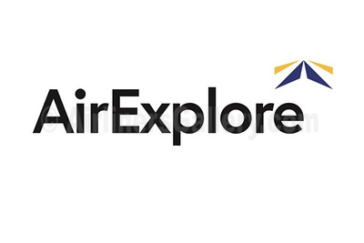 1. AirExplore logo