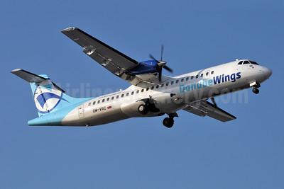 Danube Wings (DanubeWings.com) ATR 72-202 OM-VRC (msn 307) BLQ (Marco Finelli). Image: 909492.