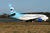 Danube Wings (DanubeWings.eu) Boeing 737-36M OM-CCA (OM-VRD) (msn 28333) SNN (Trevor Mulkerrins). Image: 906145.
