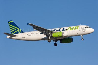 Seagle Air Airbus A320-232 OM-HLE (msn 453) AYT (Ole Simon). Image: 903377.