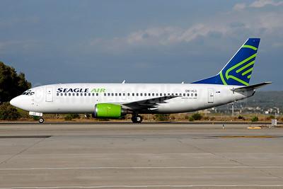 Seagle Air Boeing 737-33A OM-HLC (msn 25119) PMI (Ton Jochems). Image: 953449.