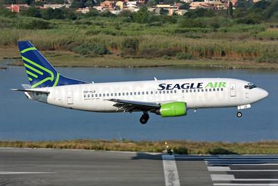 Seagle Air Boeing 737-33A OM-HLB (msn 25011) CFU (Wingnut). Image: 901708.